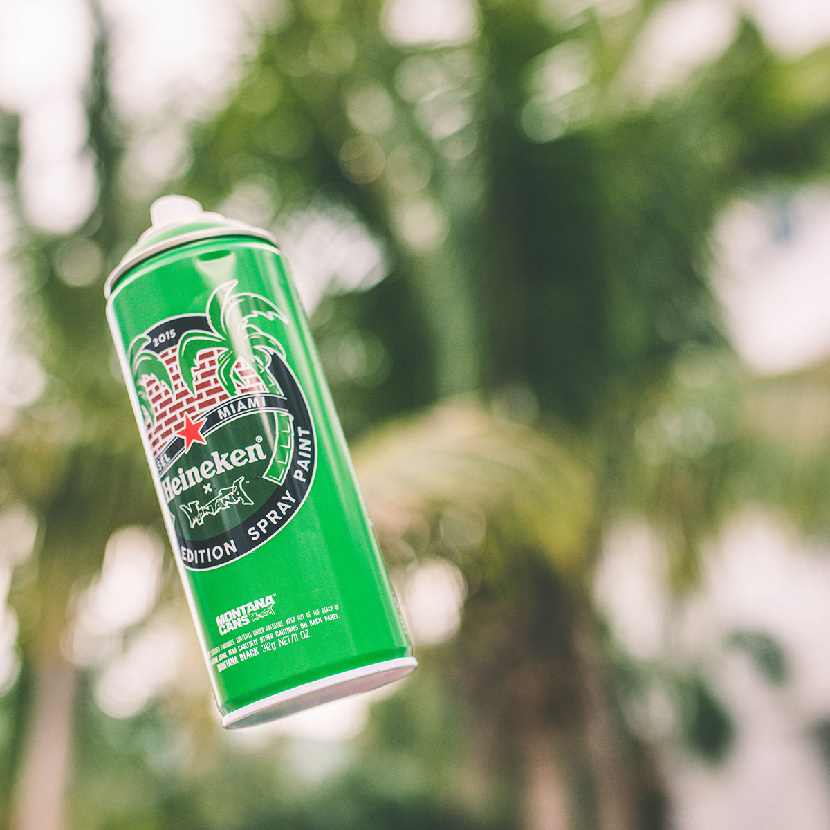 Heineken X Montana - Collaboration Can